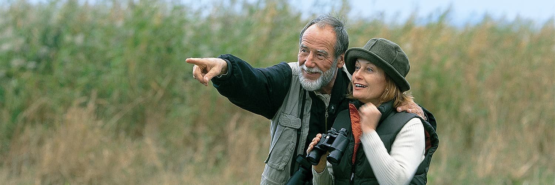 Vogelbeobachtung