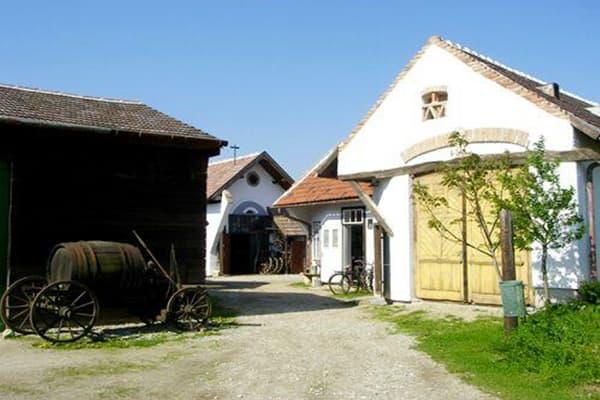 Dorfmuseum in Mönchhof