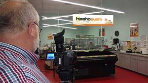 Hissho Sushi Test Kitchen – PR Training in Charlotte, NC with McKeeman