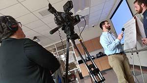 PR Media Training with McKeeman Communications