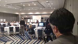 Sales Training event in Irvine, CA.