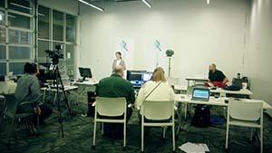 Live webcast for PowerPlan in Atlanta