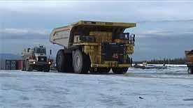 Gibraltar Mine - Haul Truck Incident