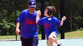 The Miracle League of the Triangle