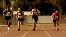 Cingular Wireless Special Olympics Ad - Behind the Scenes
