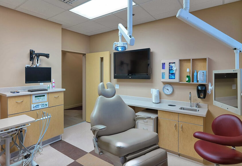 Ruby Canyon Dental Office