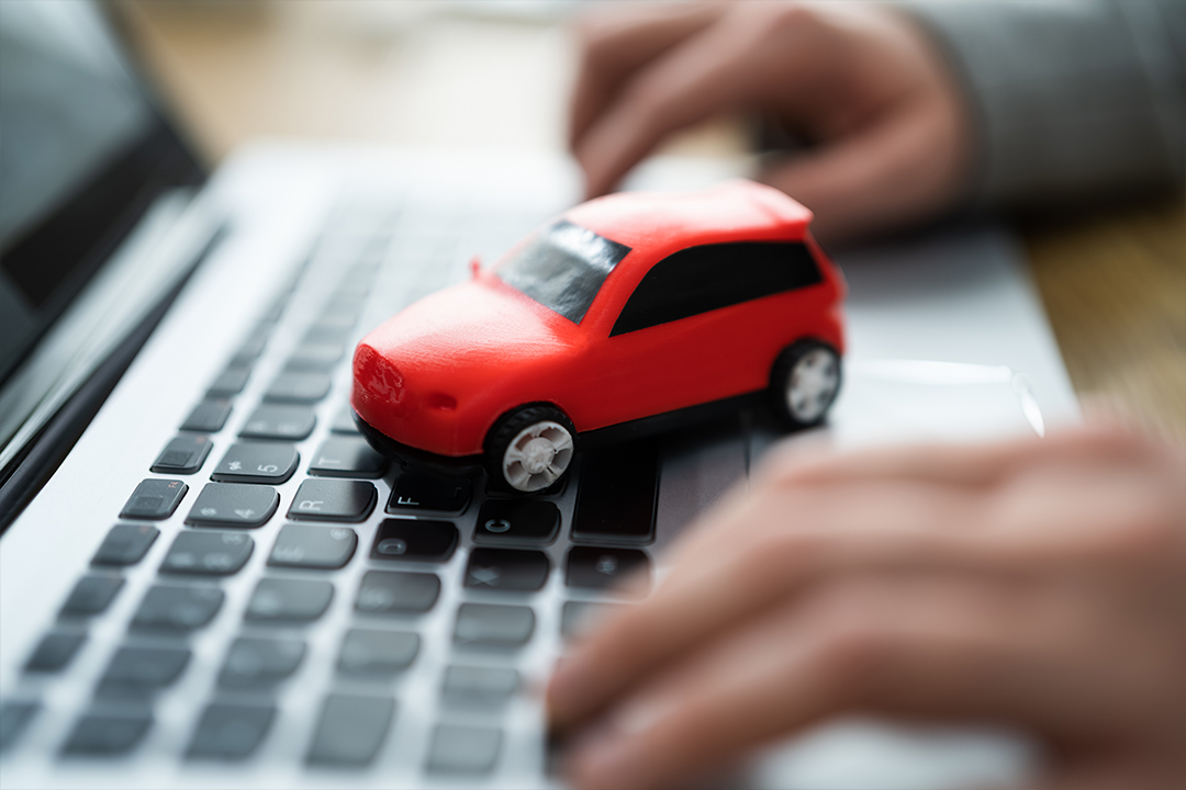 is online car-buying the way of the future?