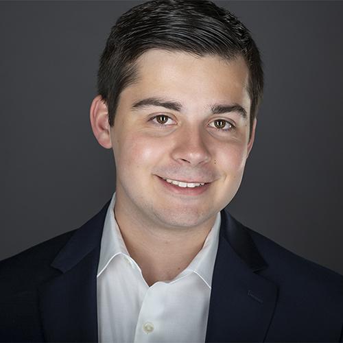 headshot of Ben