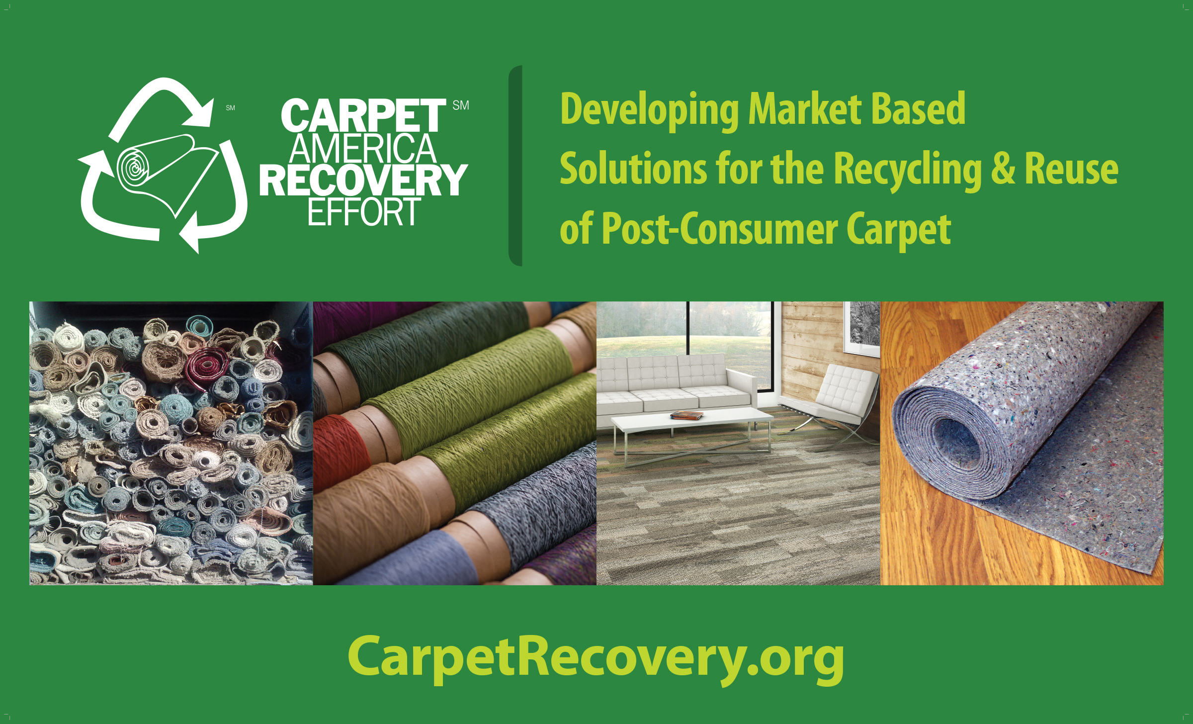 Carpet Recycling Continues to Expand Thanks to CARE