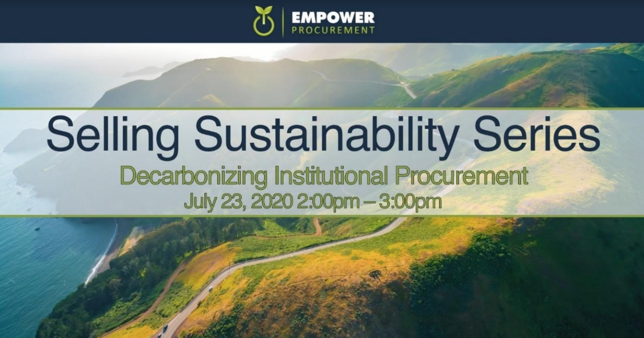 Empower Procurement + ecomedes: Working Towards an Efficient Future