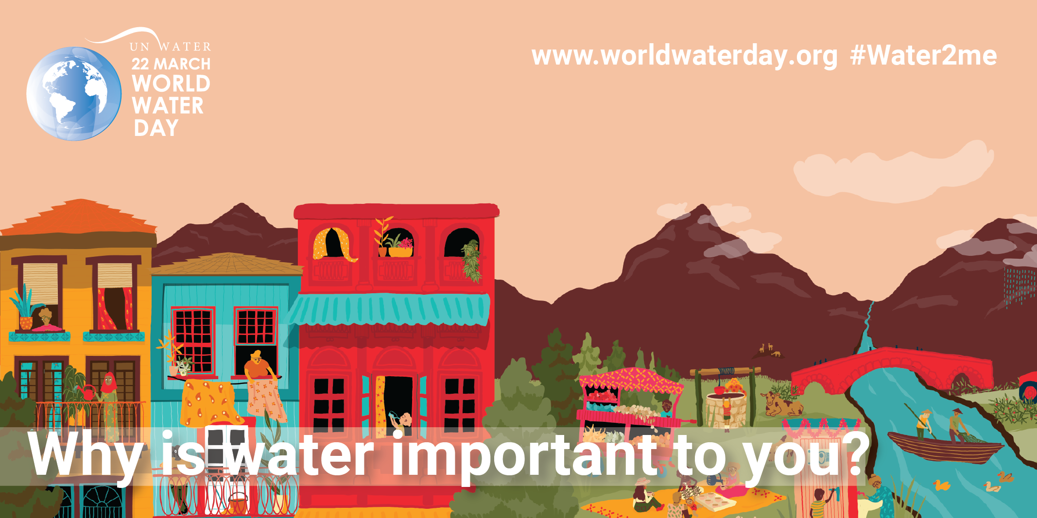Building Product Manufacturers and World Water Day