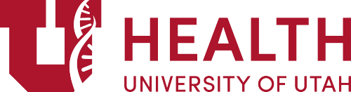 University of Utah Health Logo - MayaMD Clinical Intelligence Engine and Triage Healthcare Technology Solutions built in collaboration with faculty from leading medical schools