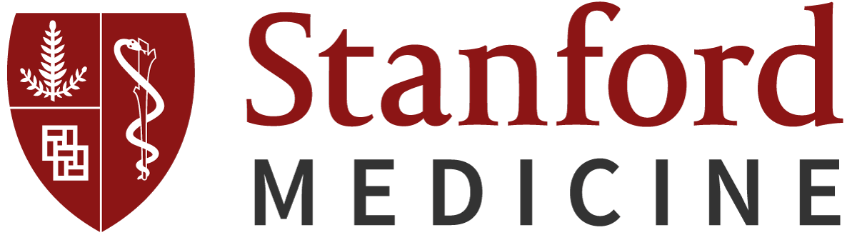 Stanford Medicine Logo - MayaMD Clinical Intelligence Engine and Triage Healthcare Technology Solutions built in collaboration with faculty from leading medical schools