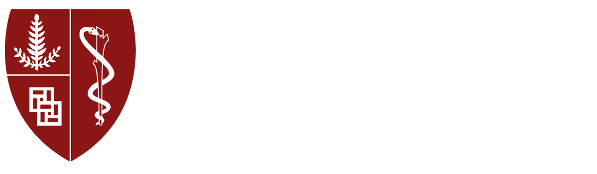 Stanford Medicine Logo - MayaMD AI Health Assistant built in collaboration with faculty from leading medical schools.