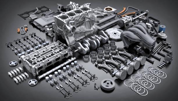 Auto Parts API