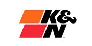 k&n catalog part logo