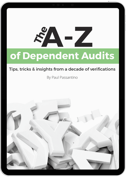 The A-Z of Dependent Audits