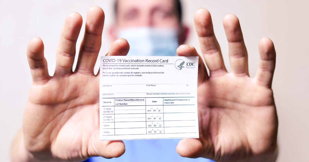 Top 5 Tips for Required Vaccination Verification