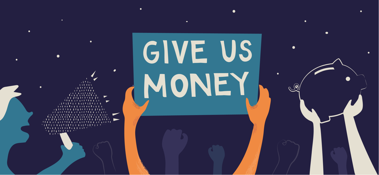 Fundraising is an uncertain and angst-inducing process, but one central to your company's survival; that's why you're going to want financial help along the way.
