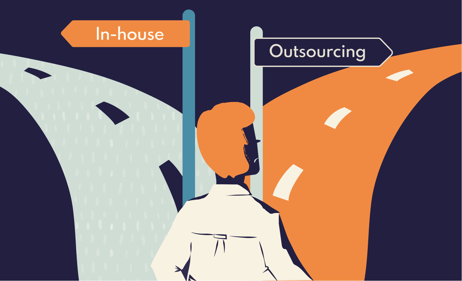 As a small business, hiring a full-time finance veteran may be cost-prohibitive, but the benefits may be high. Outsourcing, on the other hand, offers several advantages—even beyond cost savings.