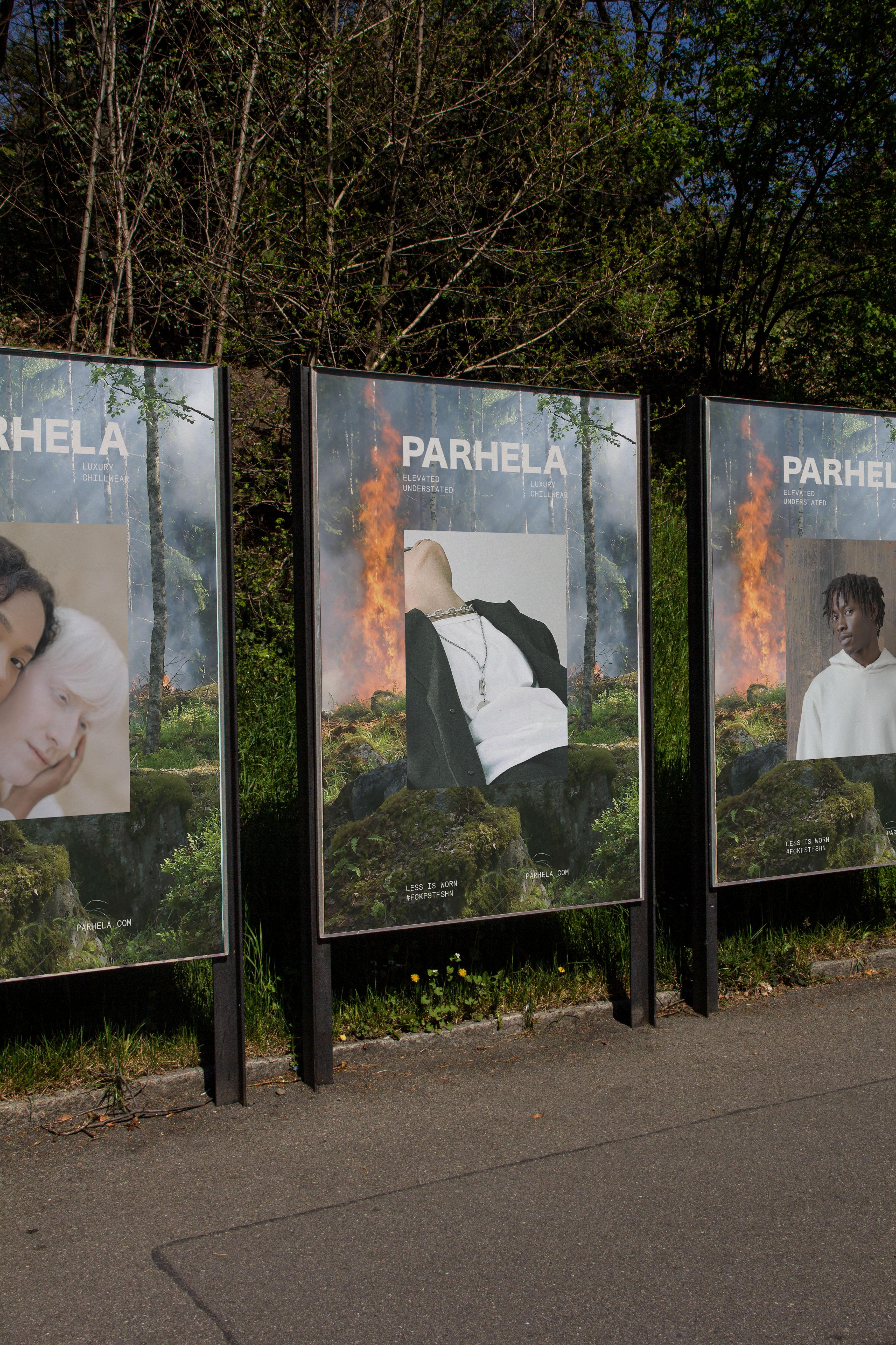 ©Our Social Creative - Parhela - case study