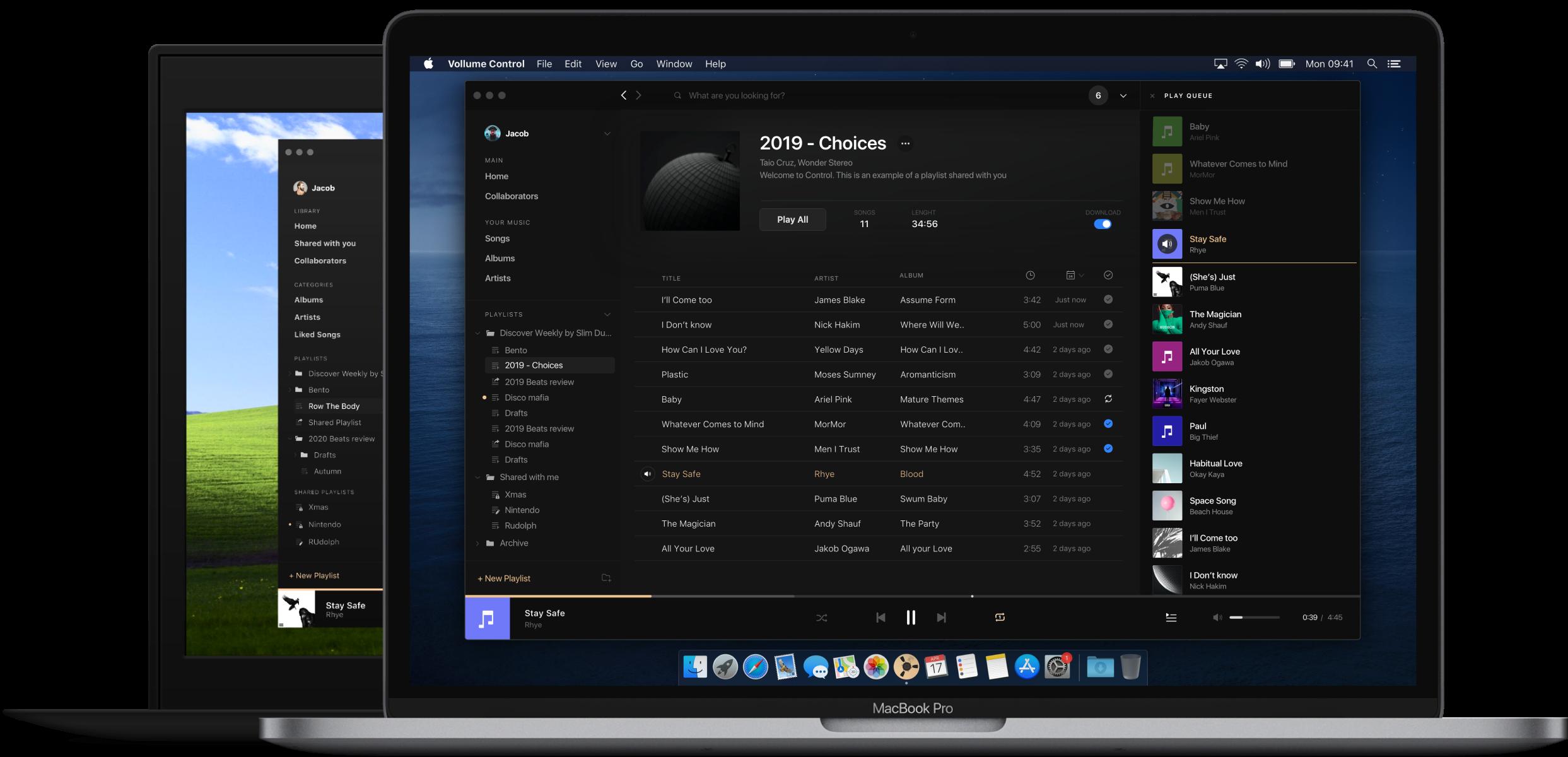 Vollume Control For Mac & PC