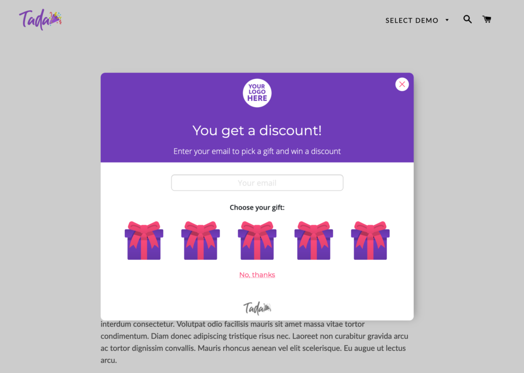 Enhance your customer experience with Email Marketing