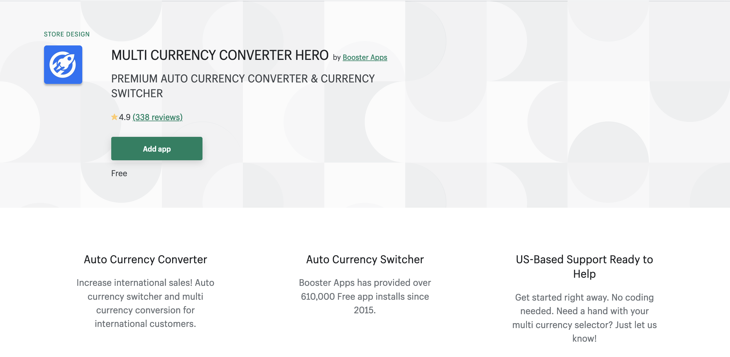 Multi Currency Converter Hero by Booster Apps