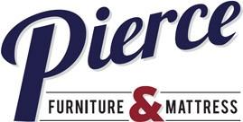 Pierce Furniture & Mattress Logo