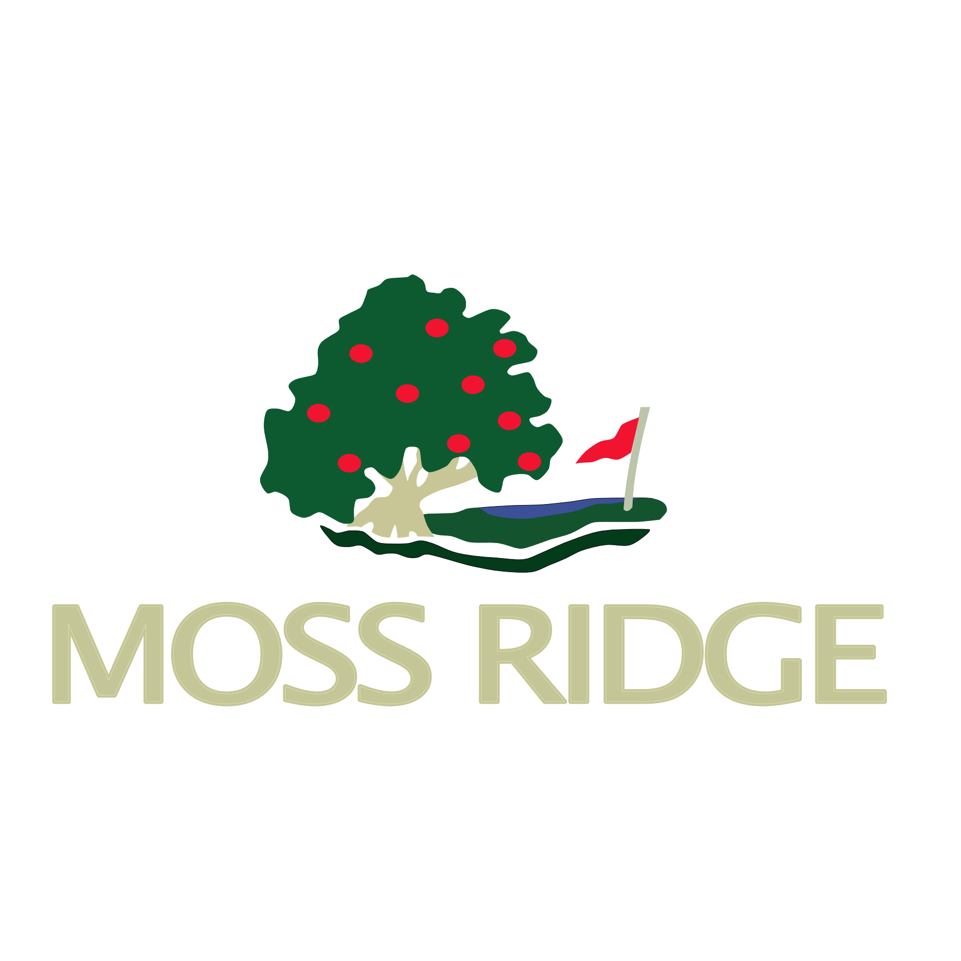 Moss Ridge Logo