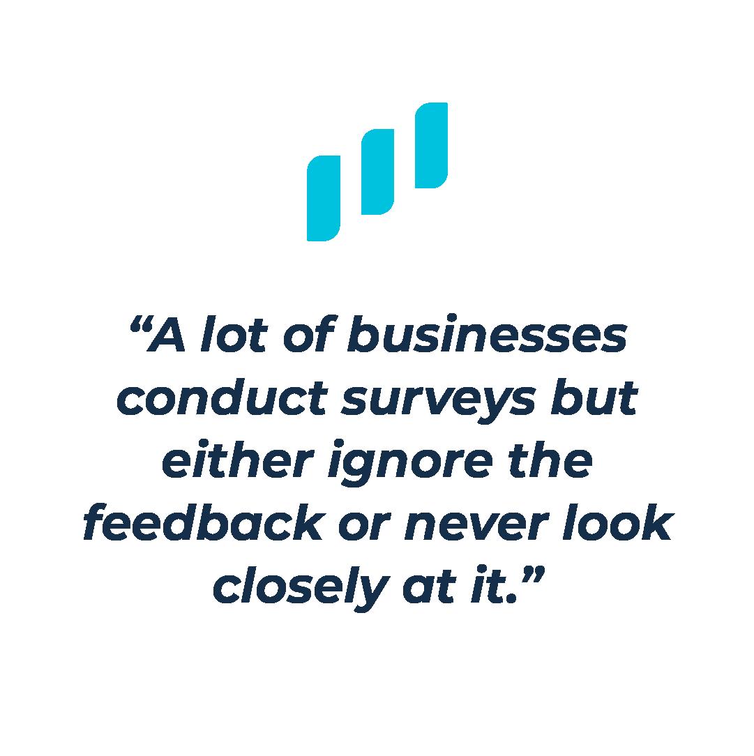 Survey quote