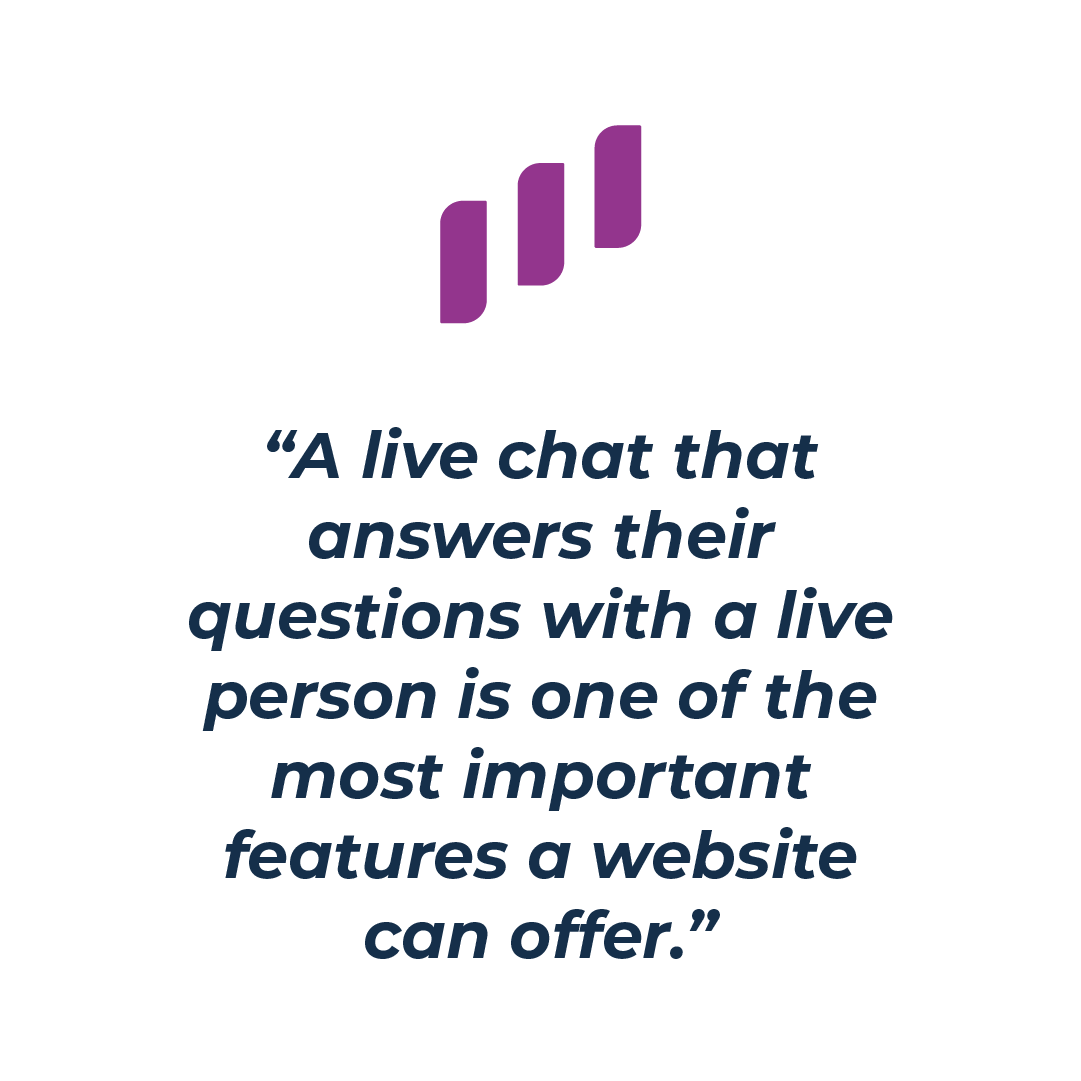 live chat quote