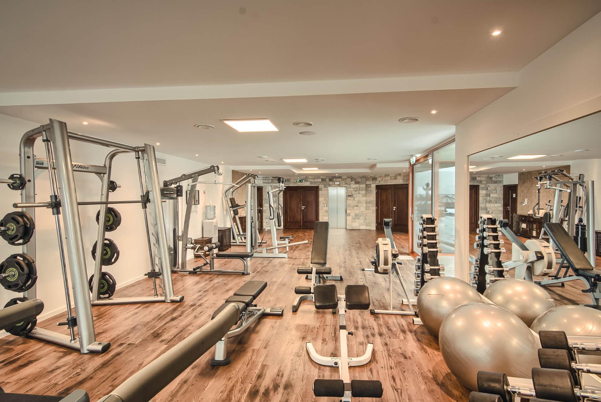 Kaskady fitness centrum