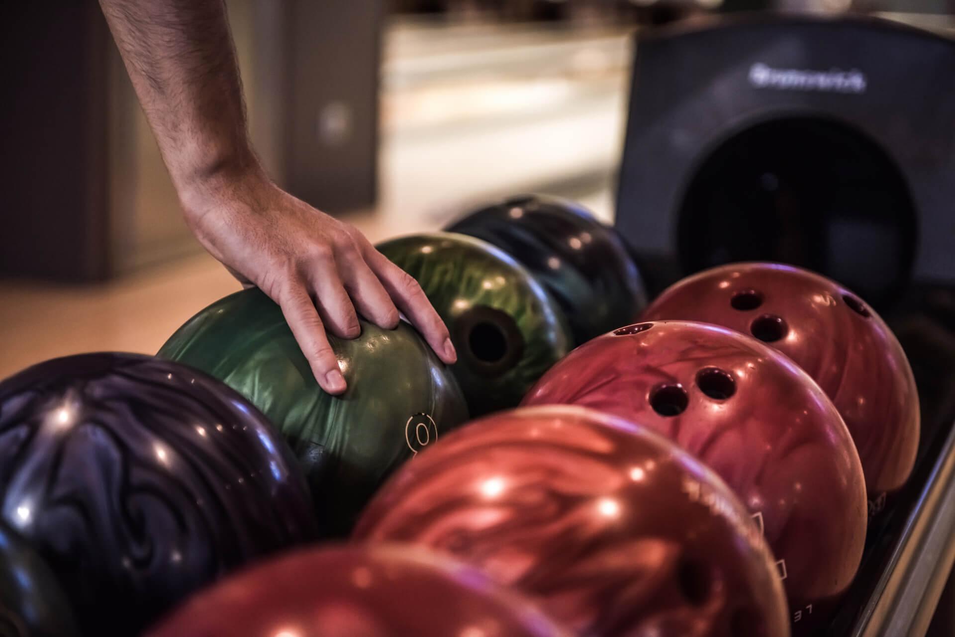 Bowling v resorte Kaskady