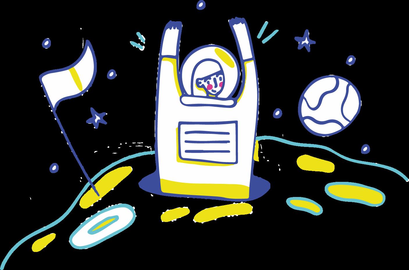Atteignez la lune avec Scroll ! Réalisation de site web, application, automatisation ...
