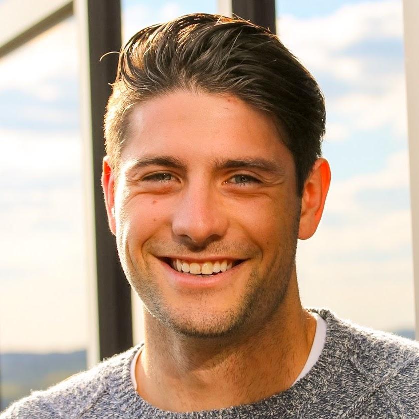 PerkUp co-founder Thomas Mirmotahari
