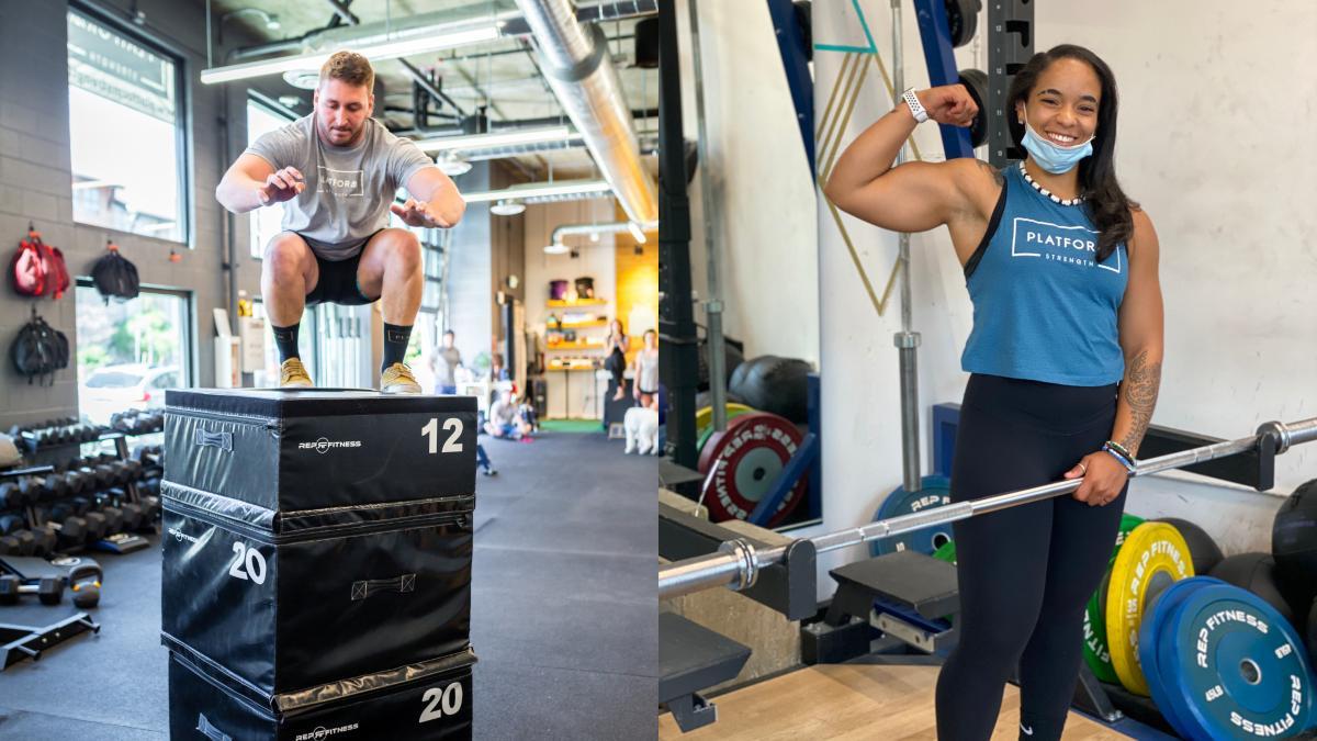Strength Gym in Denver, CO