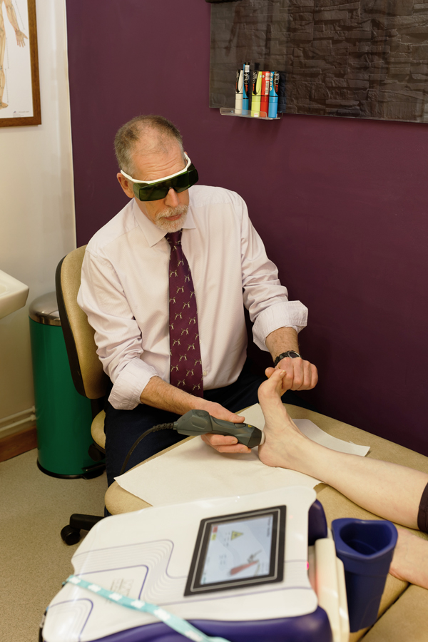 Podiatry and Chiropody in Rugby