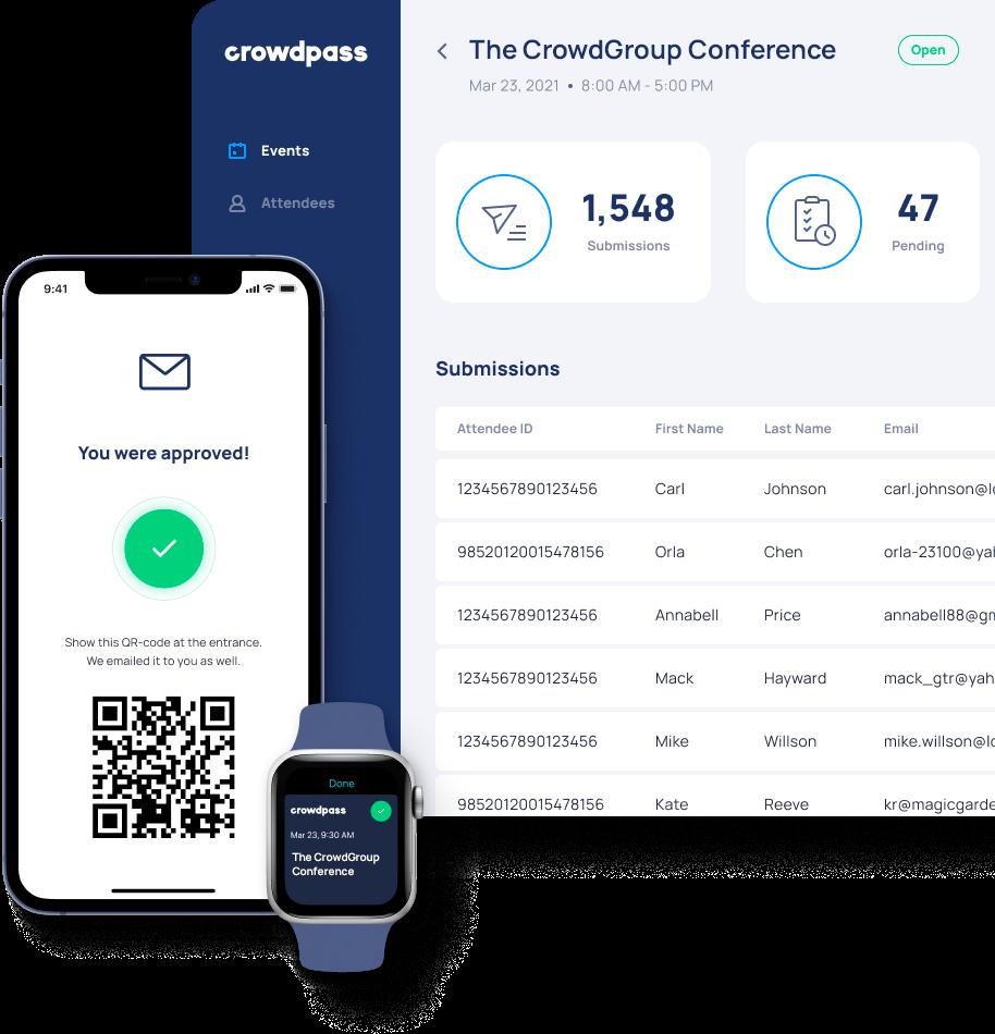 Crowdpass Confences Image