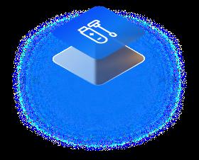 Crowdpass - Image Left Icon