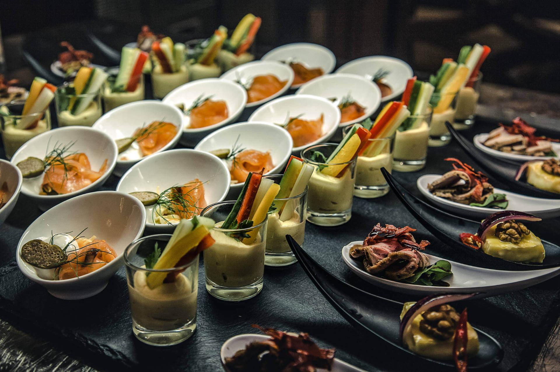 Hotelová reštaurácia Kaskady - gastronómia