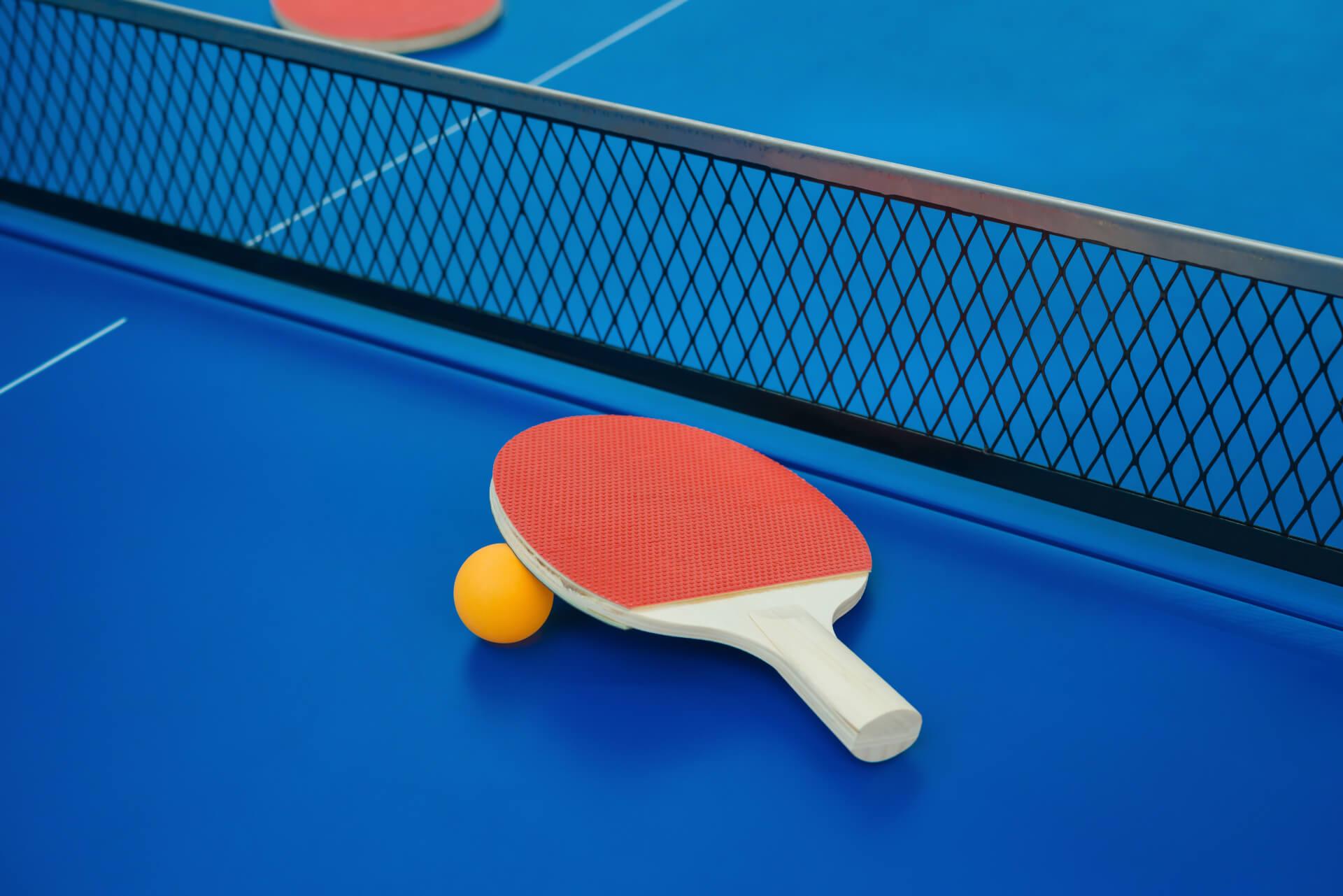 Stolný tenis