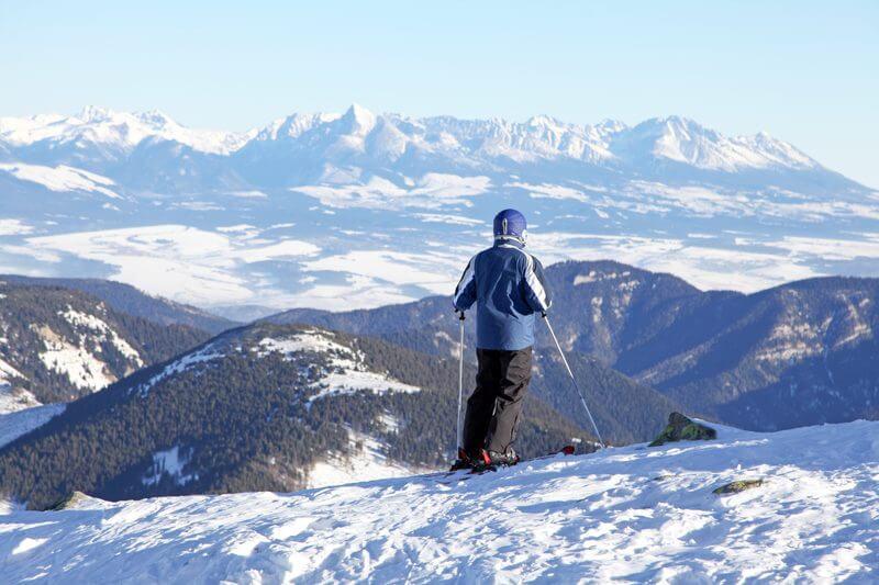 Ski Chopok juh