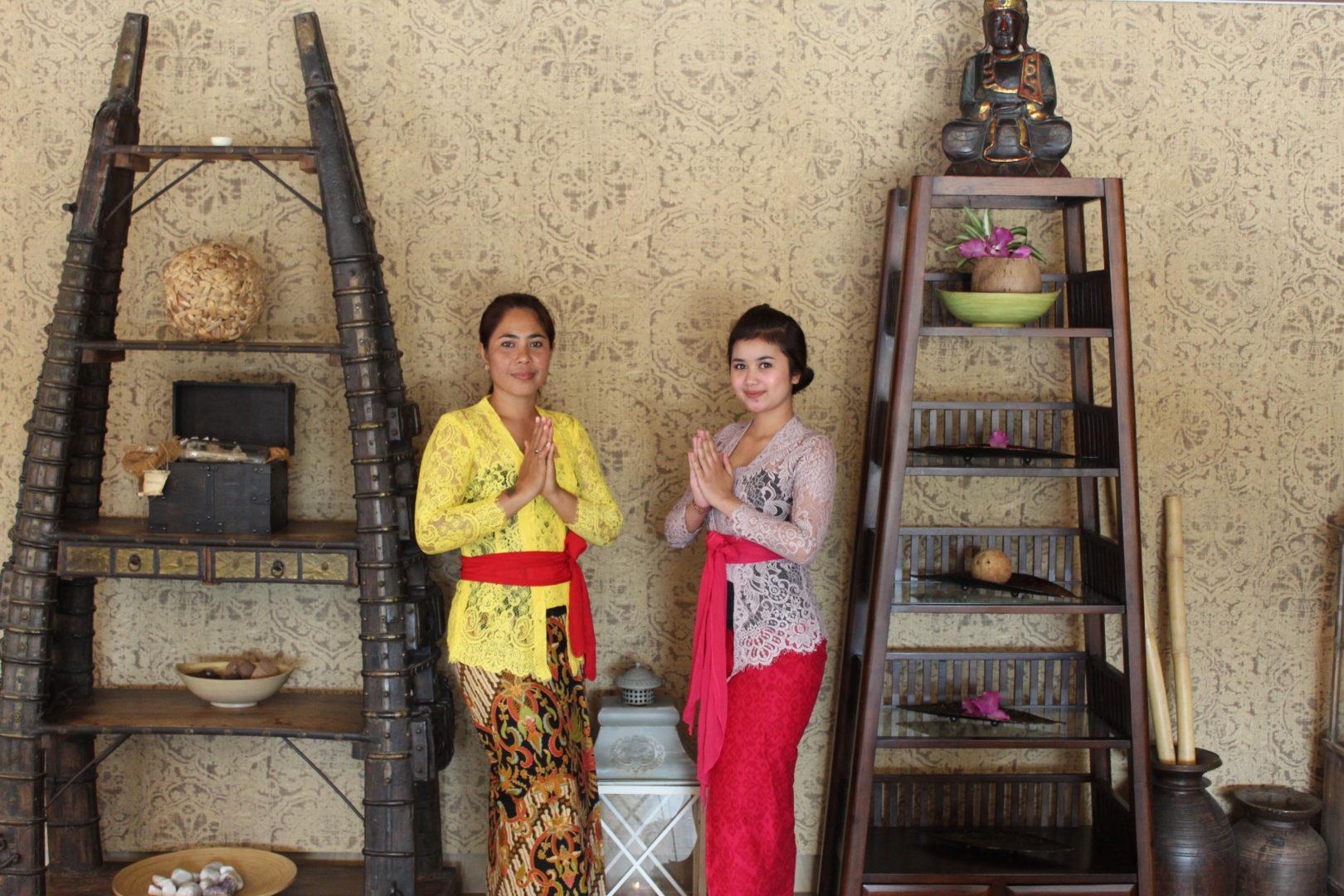 Exotické balinézske masáže v resorte Kaskady