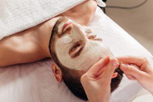 Kozmetické ošetrenie pre pánov