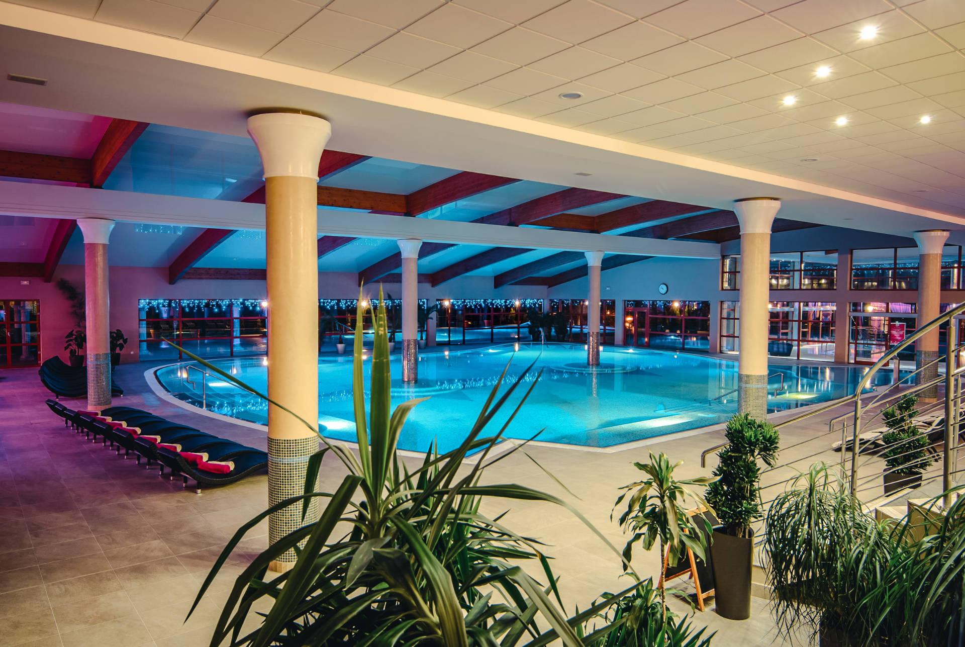 Termálne bazény