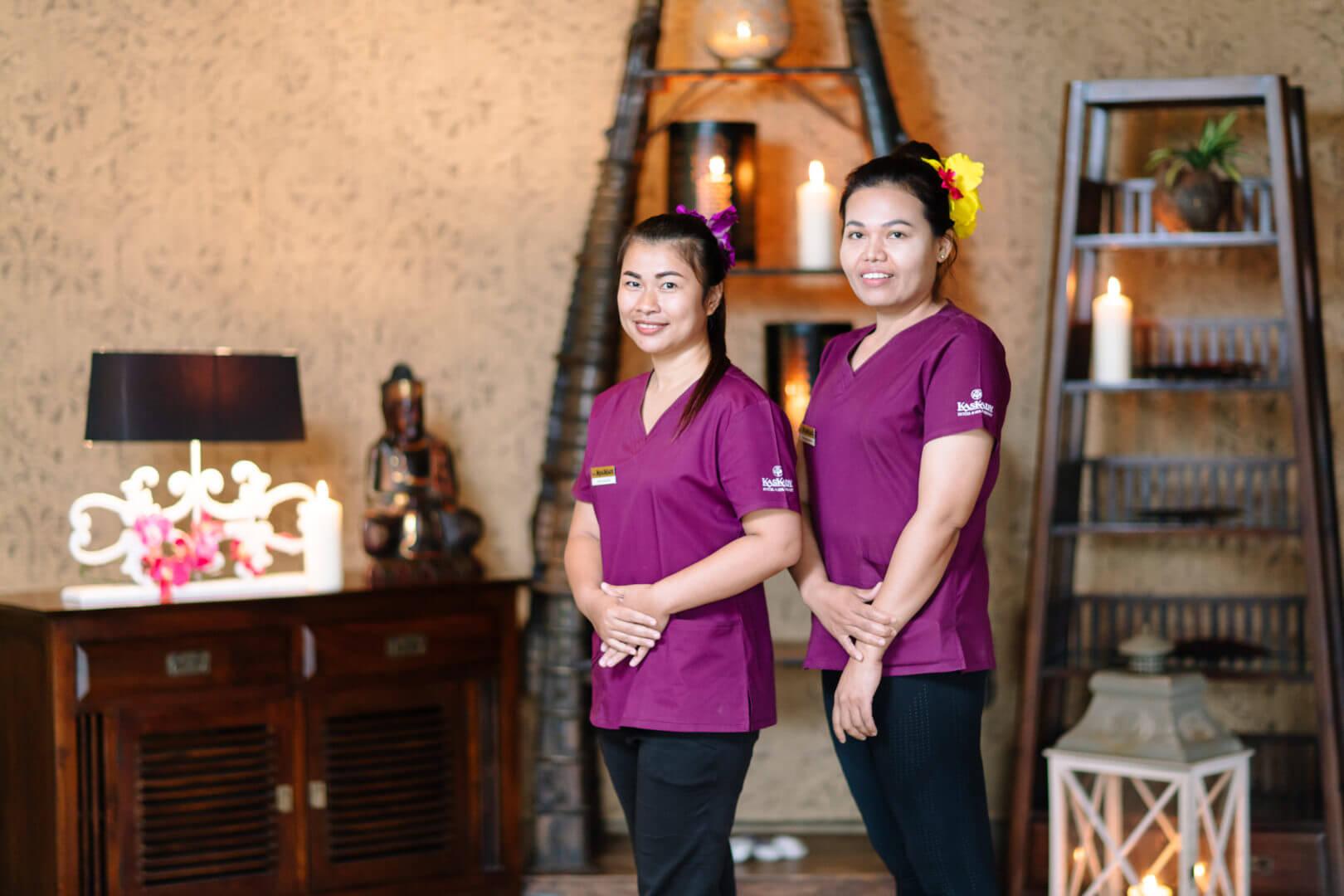 Thajská tradičná masáž