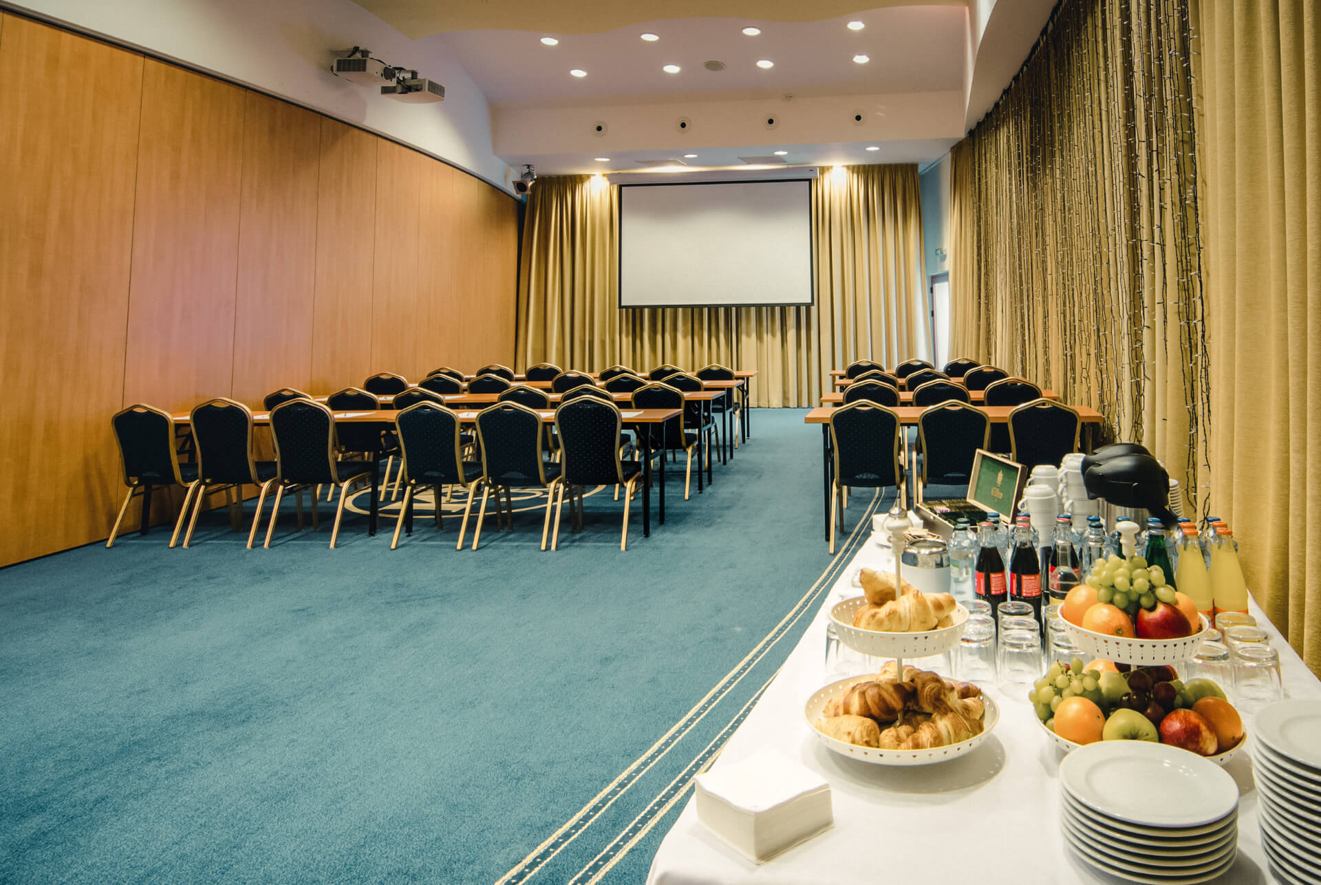 Atena Kaskady - konferenčná, kongresová miestnosť na prenájom pre eventy