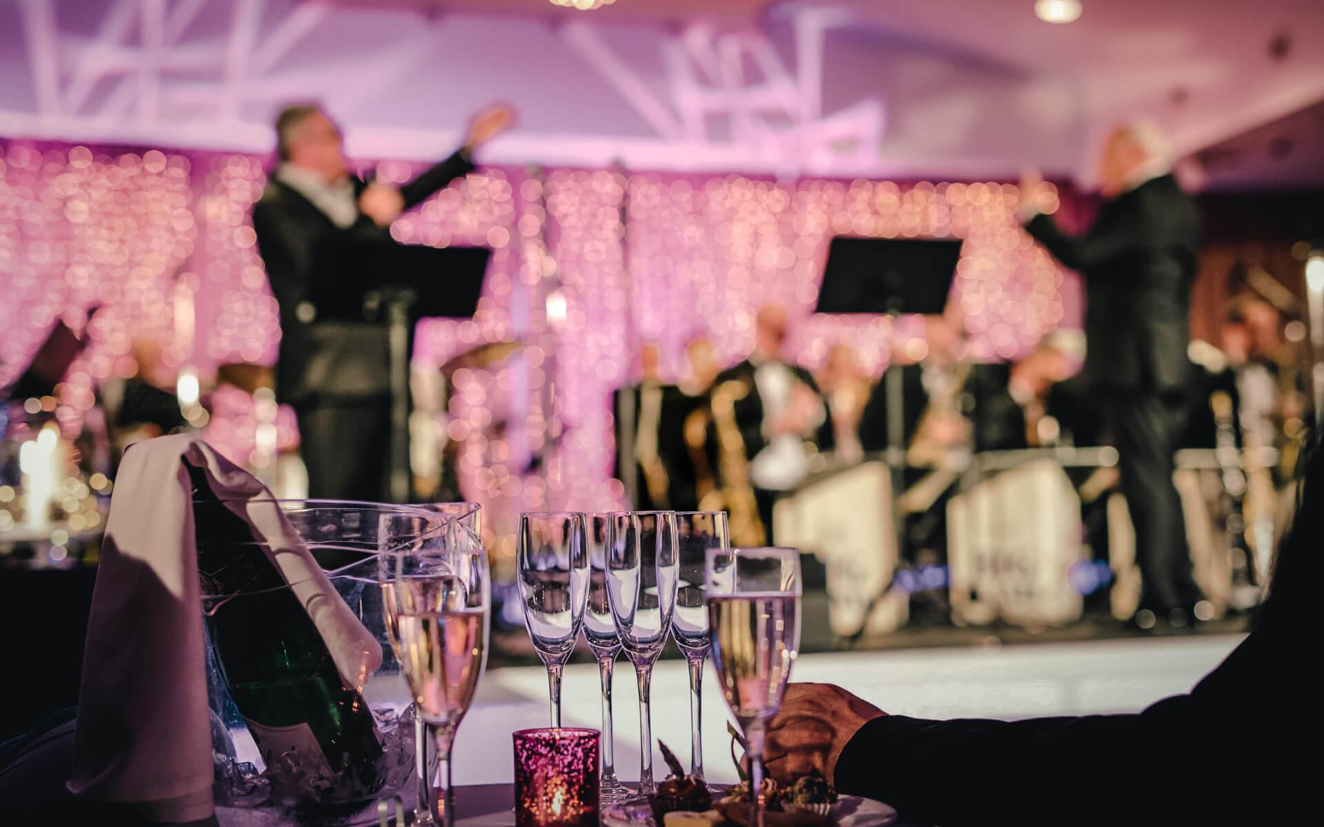 Event, podujatie v resorte Kaskady - koncert