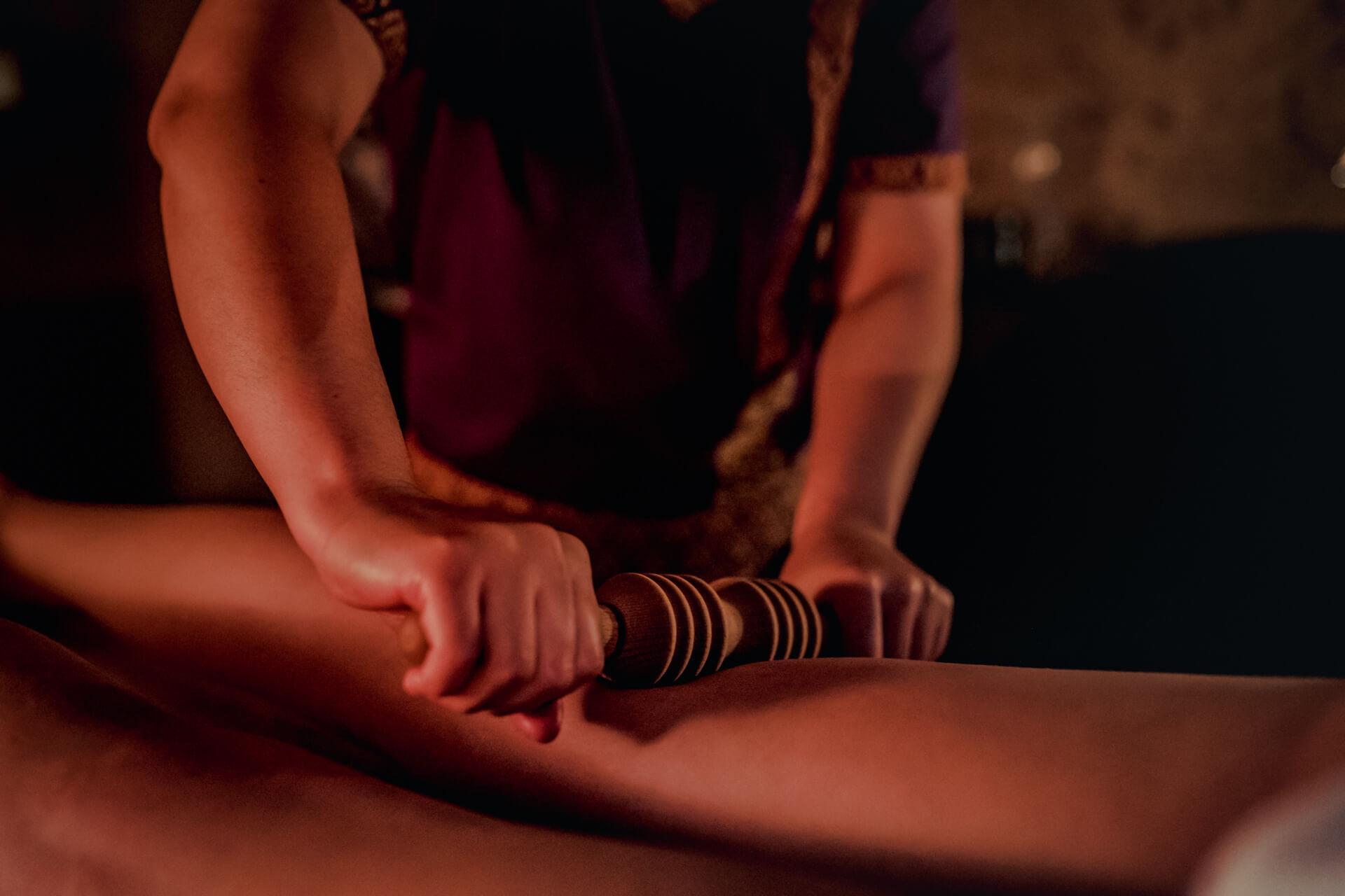 Reflexná masáž chodidiel + kúpeľ nôh